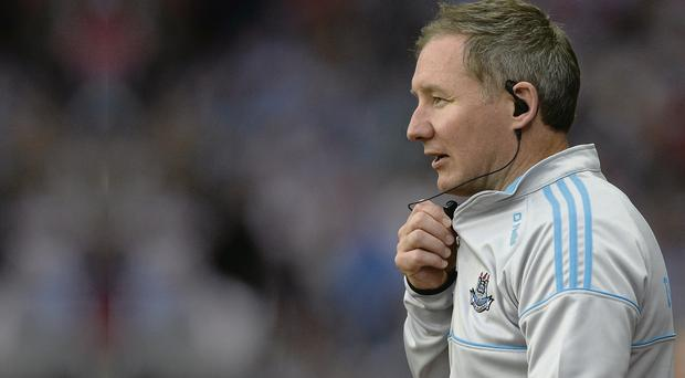 Jim Gavin's Dublin team used an attacking strategy