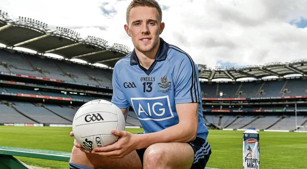 Dublin footballer Paul Mannion