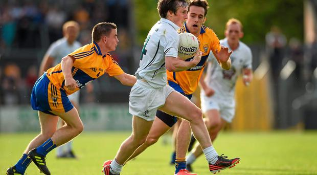 Kildare's Ollie Lyons is named in Leinster panel