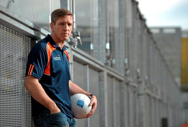 'The more you tell people the truth, the less they want to print it,' says Armagh manager Kieran McGeeney at yesterday's 2015 Allianz League launch