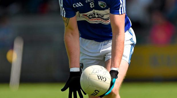 Kevin Meaney is the latest player to quit the Laois football panel