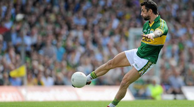 Paul Galvin action for Kerry