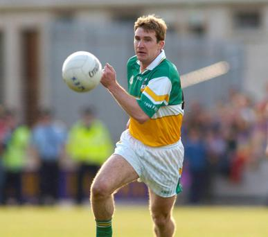 15 years ago this week: Man of the match Colm Quinn was Offaly's chief scorer against Meath