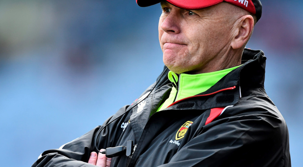 Jim McCorry on the Division 2 final: 'They couldn't believe some of the things they were doing' Photo: RamseyCardy
