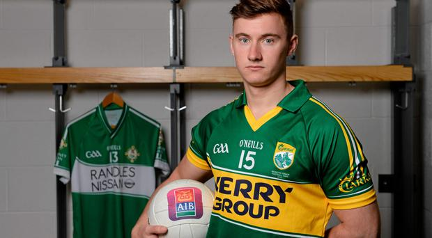 James O'Donoghue may be held in reserve as Kerry face Tipperary in their opening Championship clash