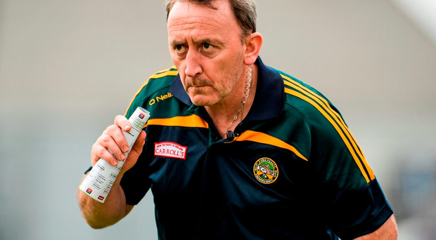 Offaly manager Pat Flanagan was unhappy with the number of frees Kildare received during their victory in the qualifiers last weekend