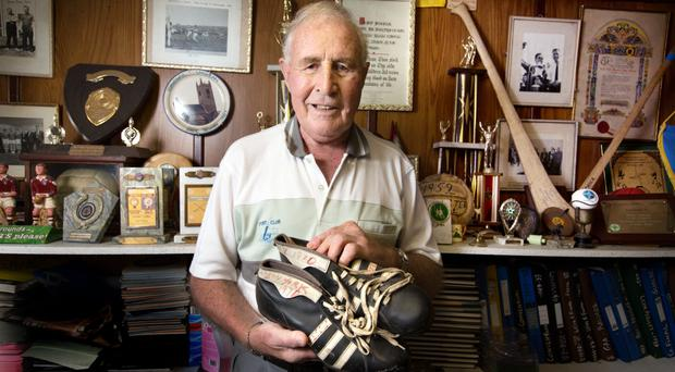 "'In his den, surrounded by walls of Westmeath GAA history, Paddy recalls his many ""bitter and sweet"" moments"
