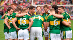 Eamonn Fitzmaurice is trusted by the Kerry players because he trusts them in return