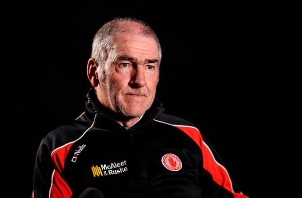 Mickey Harte has masterminded three famous victories against Kerry during his tenure as Tyrone manager