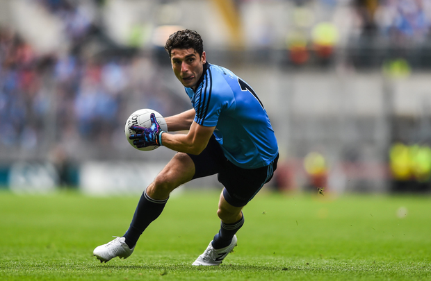 Bernard Brogan and the Dublin attack just have too much for Mayo