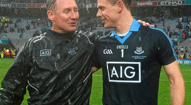 Simple reassurance was offered by Jim Gavin: difficult roads often lead to worthwhile destinations