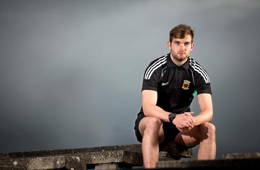 Aidan O'Shea: 'If someone turns up with a new hairdo, who cares? Not everyone has to be a robot.' Photo: Morgan Treacy
