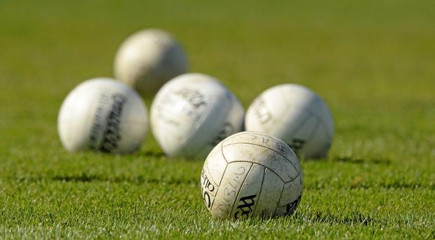 Roscommon built up a 12-point lead by half-time Photo: Sportsfile