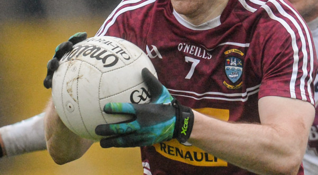 James Dolan scored two goals in Westmeath's defeat of Limerick last night Photo: Sportsfile