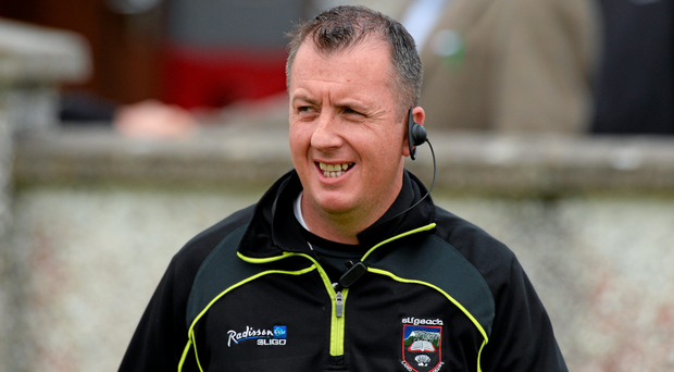 Sligo boss Niall Carew has hit out at Joe Brolly (Photo: Sportsfile)