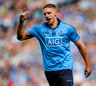 Dublin player Eoghan O'Gara Photo: Sportsfile