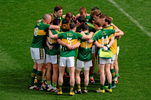 'Kerry always seemed to be struggling last year yet they came within four points of retaining their All-Ireland title' Photo: Sportsfile