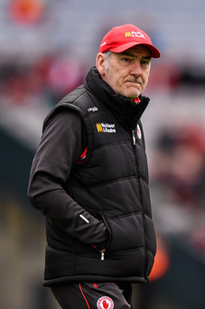 'If you are a football manager and you are not winning you are up for criticism and Mickey Harte is no different from anybody else'out'. Photo: Sportsfile