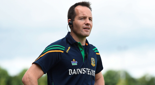 Mick O'Dowd stepped down as Meath manager. Photo: Sportsfile