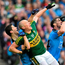 Kerry will be tempted to play Kieran Donaghy at full-forward in the absence of Rory O'Carroll. Photo: Sportsfile