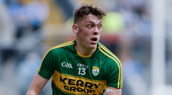 Kerry's David Clifford will have a big part to play against Dublin on Sunday. Photo: Sportsfile