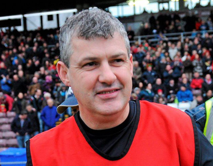 Kevin McStay is understood to be putting a new management team in place. Photo: Brendan Moran / Sportsfile