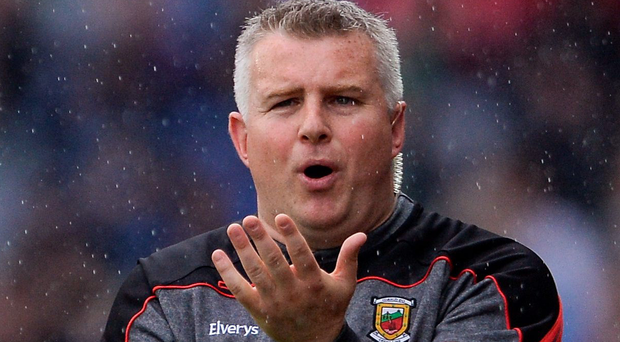 Mayo's lack of goal threat last Sunday will be an area of concern for manager Stephen Rochford. Photo: Sportsfile