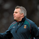 "'Like his opposite number, the Mayo manager is a ""process"" kind of guy too. He knows all too well that the native culture had too much faith in faith alone, and not enough in the mechanics and skills of the game.' Photo: Sportsfile"