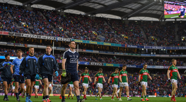 'Surely every county player, for a start, should be guaranteed at least one game in Croke Park every year?'