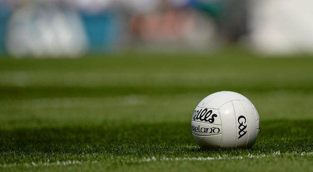 A free from captain Ben Brennan won Meath champions St Colmcille's the title. (Stock photo)