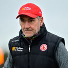 Tyrone manager Mickey Harte Picture: Sportsfile