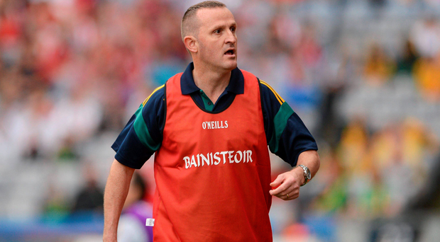 Andy McEntee: named completely different side. Photo: Sportsfile