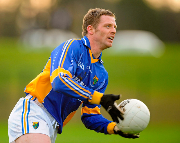 Austin O'Malley playing for Wicklow in 2012 Picture: Sportsfile