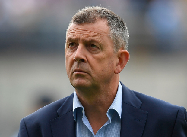 John Costello, that a large stadium is not envisaged for the 35-acre site. Photo: Sportsfile