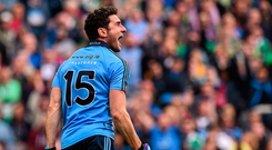 Dublin's Bernard Brogan. Photo: Sportsfile