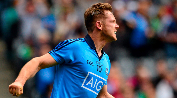 Dublin's Paul Flynn. Photo: Sportsfile