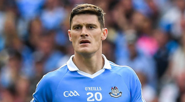 Diarmuid Connolly not in the named team