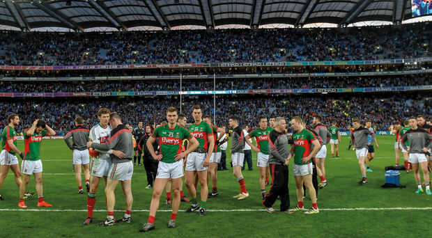 Mayo All-Ireland final 2016. Photo: Sportsfile