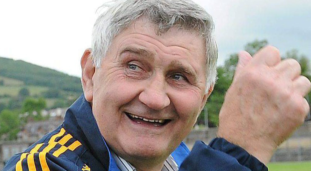 Deciding to have Micko as the subject and narrator was an inspired decision. Photo: Sportsfile