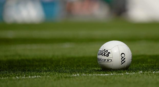 While Sean Flynn dragged Offaly schools back into the match with a penalty goal after 41 minutes, that was as close as they got. Stock photo: Sportsfile