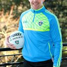 Andy Moran in Dublin for yesterday's launch of the annual Kellogg's GAA Cúl Camps. Photo: Brian McEvoy