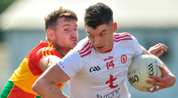 Improving Tyrone have found a game to worry Dubs