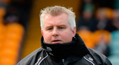 Stephen Rochford describes himself as an accidental manager. Photo: Sportsfile