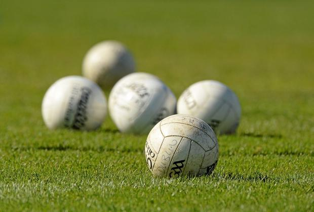 'Sean O'Donnell smashed home an early Tyrone goal, but Johnny McGroddy's place-kicking helped Donegal claw their way back.' (stock photo)