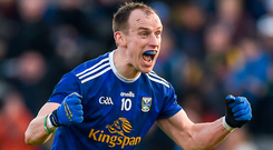 Martin Reilly has been excellent for Cavan. Photo: Sportsfile