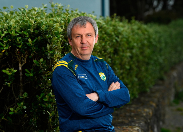 Kingdom boss Peter Keane still has to work out his best team. Photo: Sportsfile