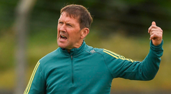 Jack O'Connor's appointment as Kildare boss comes 29 years to the day since Mick O'Dwyer took the reins. Photo: Sportsfile
