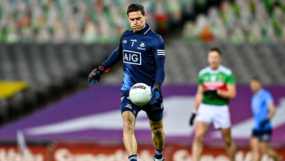 Stephen Cluxton has left the Dublin panel, but has not retired according to manager Dessie Farrell
