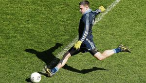 Stephen Cluxton is the most influential player in the game today and other teams must find a way to cope with the Dublin goalkeeper