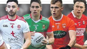 Tyrone dominate our top 40 footballers of 2021